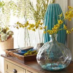 Recycled Glass Vase - Narrow Neck#nav=left&start=1#nav=left&start=1