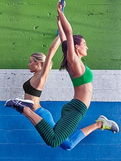 Athleta Stripes Chaturanga Capri   Workout clothes for women   Fitness Apparel @ http://www.FitnessApparelExpress.com