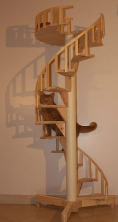 Spirat Cat Stairs / Cat Tree | Pet Supplies, Cat Supplies, Furniture & Scratchers | eBay!