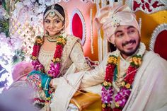Cream and Beige Indian wedding theme for Mumbai Couple! Got Married, Getting Married, Indian Wedding Theme, Happy Married Life, Grooms, Wedding Pictures, Mumbai, Bride Groom, Brides