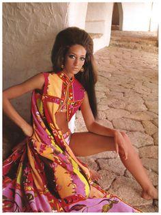 Marisa Berenson, 1966