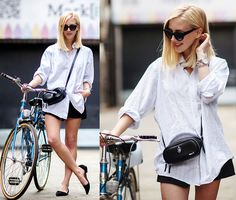 perfect style -- so chic -- love this look