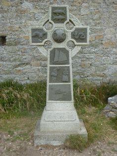 Pointe du Raz, Bretagne pinned from PINNER MARIT POST Begraafplaats Frankrijk