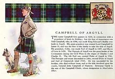 history of the Campbell clan