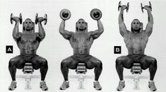 awesome How to Do Arnold Presses that the Governator Would Approve of