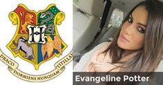 Evangeline Potter | Who's Hogwarts Sister are you? (HOGWARTS LIFE)