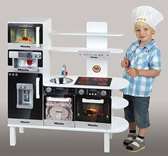 1000 images about klein juguetes de imitaci n on - Cocina miele juguete ...