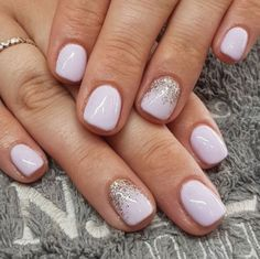 50 Stunning Short Nail Designs to Express Your Personality How to use nail polish? Nail polish in your friend's nails looks perfect, nevertheless, you can' Cute Summer Nails, Cute Nails, My Nails, Pretty Gel Nails, Summer Gel Nails, Oval Nails, Summer Toenails, Smart Nails, Pretty Nail Colors