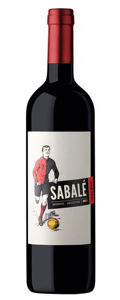 Sport und Wein ist vereinbar. Das beweist dieses Schmuckstück aus Argentinien.  Ich habe recherchiert: Diesen Wein werden sie nur mit Glück in Europa finden. So traurig.