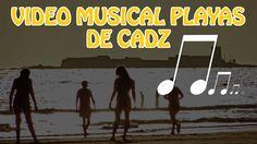 PLAYAS DE CADIZ | Video musical Spain beaches Tourism (instrumento hang)