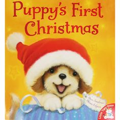 Puppys First Christmas by Steve Smallman and Alison Edgson | Christmas Books at The Works