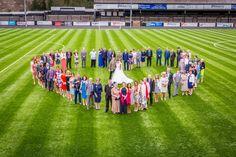 Merthyr Tydfil FC Wedding