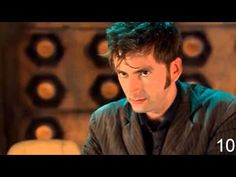 ▶ The Doctor's Themes (9,10, &11)...check out the music for the Doctors Nine, Ten and Eleven