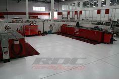 ultimate garage workspace!