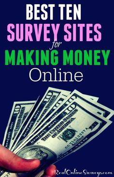 Did you know you could take real surveys online and make money?! Here are the best 10 survey panels you can join for FREE!