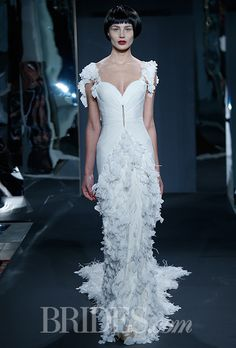 Mark Zunino For Kleinfeld Wedding Dresses 2014 Bridal Runway Shows | Wedding Dresses Style | Brides.com