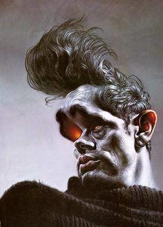 James Dean by Sebastian Kruger