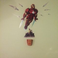 Iron Man on Your Wall #Giveaway #TFNY #TF14