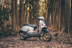 CUSTOM MOTO:VESPA GTS300 by 海夫納 ~ MOTO7專業汽機車資訊
