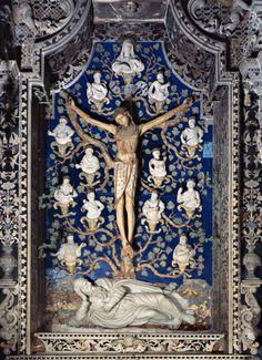 Cappella del Santissimo Crocifisso di Monreale - Chapel of the Holy Crucifix