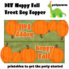 treat bag toppers                                                                                                                                                                                 More