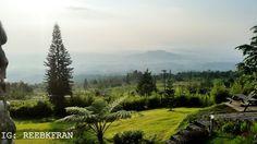 In the morning at Pondok Kopi Umbul Sidomukti, Jawa Tengah, Indonesia. Visit Indonesia - Indonesia itu indah.