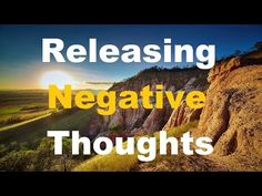 Releasing Negative Thoughts Spoken Affirmations for a peaceful, calm positive mind - YouTube