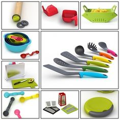 Joseph Joseph kitchen products! Everything they make just makes sense!