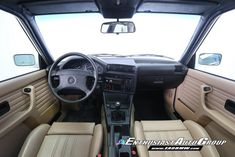 1991 BMW e30 318is