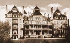 History of Eureka Springs, AR Arkansas. A Completely restored Victorian paradise.