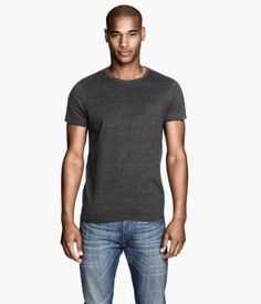 Basic T-shirt | Product Detail | H&M US