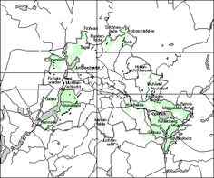 Reiten im Berliner Wald  Karten der Reitwege