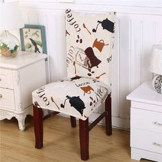 Only US$5.99 , shop Honana WX-915 Removable Fashion Dining Chair Cover Protector Seat Covering Hotel Ceremony Dining Room Decor at Banggood.com. Buy fashion Chair Cover online.