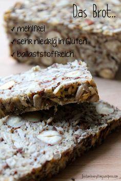 DAS BROT. vegan, glutenfrei wenn entsprechend glutenfreie Flocken benutzt werden.