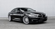 2014 BMW 4-Series Coupe (F32) by Hamann