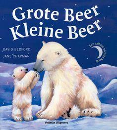 Digitaal prentenboek Grote beer, kleine beer. Familie en winter
