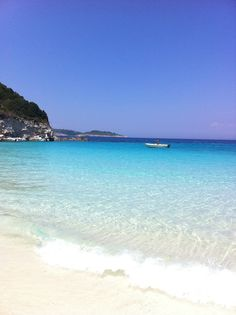 Paxos Island, Greece Paxos Island, Places In Greece, Outdoor Spa, Paradise On Earth, Antibes, I Want To Travel, Travel Pics, Greece Travel, Mykonos