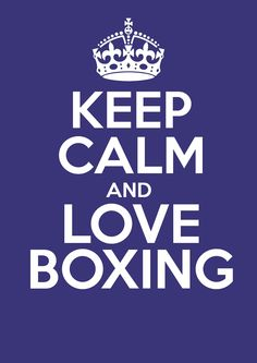 love boxing