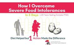 How I Overcame Years of Severe Food Intolerances in 5 Days (+20 years healing complex PTSD) - Chronic Illness Trauma Studies Chronic Stress, Chronic Illness, Chronic Pain, Fibromyalgia, Adverse Childhood Experiences, Trauma Therapy, Cognitive Behavior, Complex Ptsd, Gaps Diet