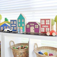 Toy Storage, Storage Chest, Storage Ideas, Small World Play, Learning Through Play, Toy Chest, Diy And Crafts, Cabinet, Holiday Decor
