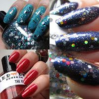 Betty Nails: *R* Red Dog Designs [Indie Guide Project]
