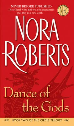 Nora Roberts Circle Trilogy Book 2. I loved this book it was fun and full of adventure.