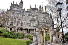 Quinta da Regaleira in Sintra (The Culture Map) The Gothic Beauty of Quinta da Regaleira in Sintra By Shing Lin Yoong, The Culture Map - The Epoch Times - September 2, 2014