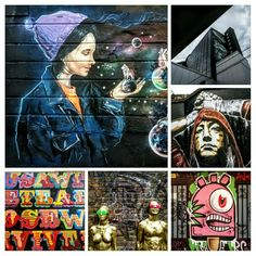 A review of some of the best street art and stories from 2017