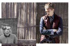 Ramsey Spring/Summer 2015 Men's Lookbook | FashionBeans.com