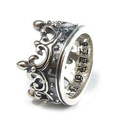 Royal Order FDL crown ring *drool*