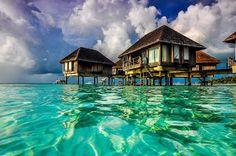 Lagoon Suites, Club Med Maldives by Rod Looi -