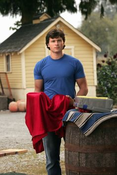 Smallville....Best show ever!