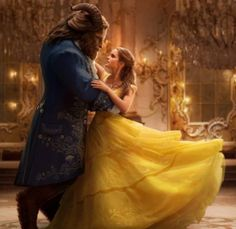 Emma Watson's Belle Is The Feminist Role Model This Generation Needs