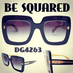 c9d69e295ae1 DG 4263 Squared Sunglasses  dg  dolcegabbana  squareinstapic  sunglasses   fashion  ootd
